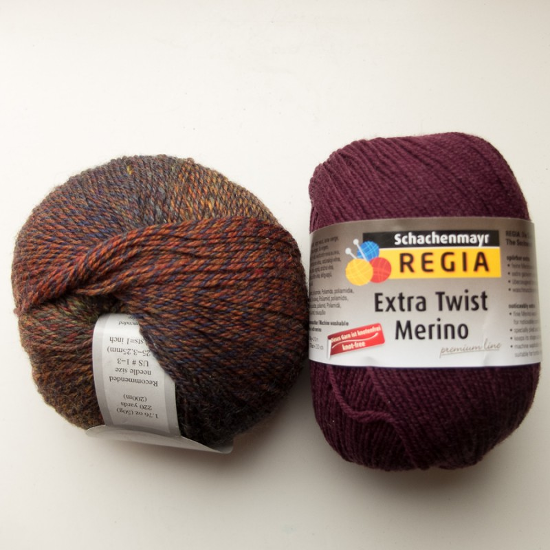 Jojoland Melody & Regia Extra Twist Merino