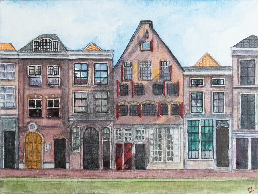 Done with Delft