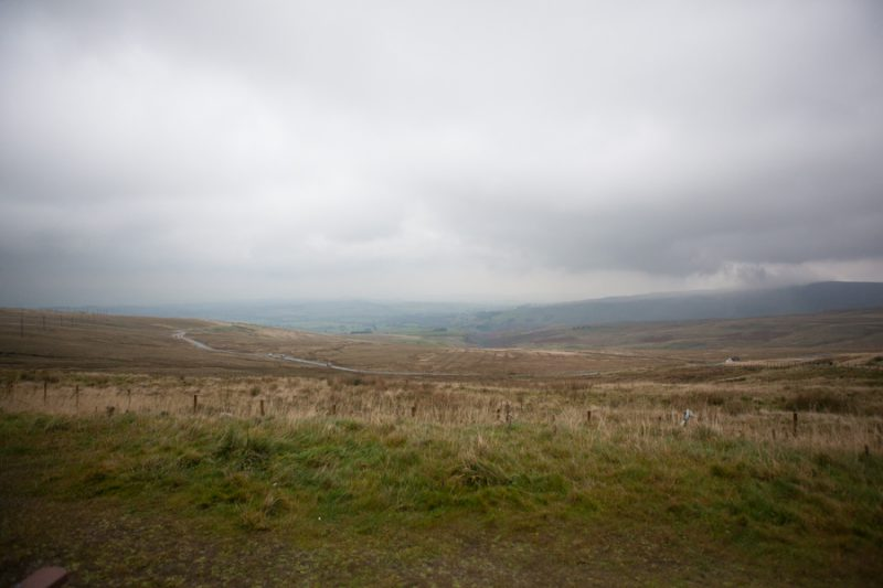 View from Hartside Summit