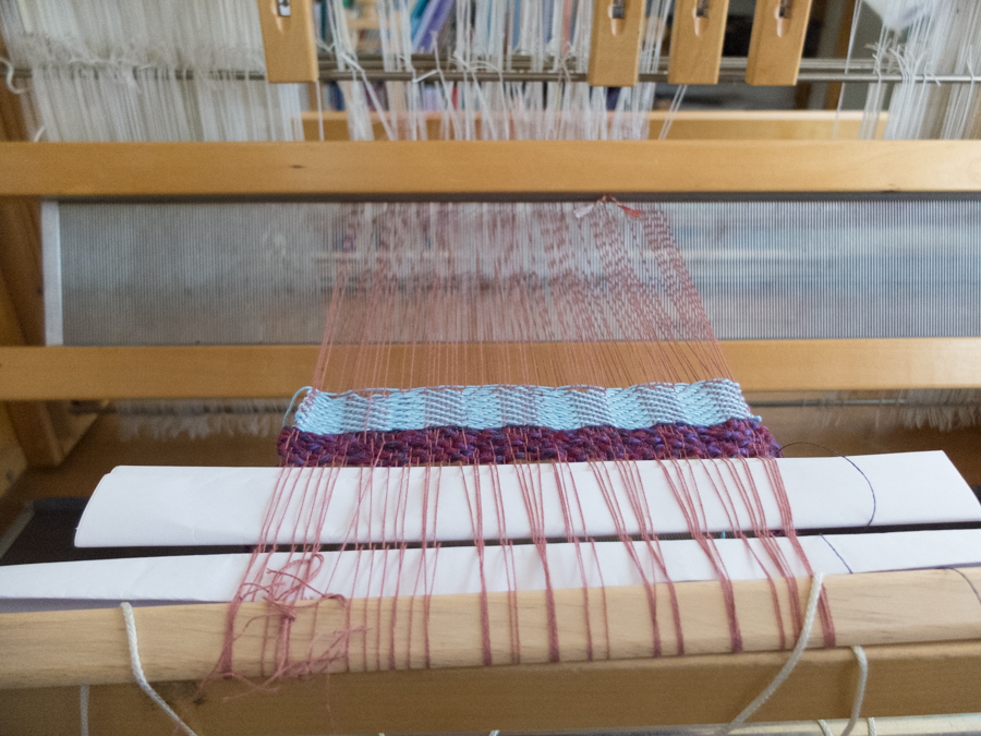Weaving party