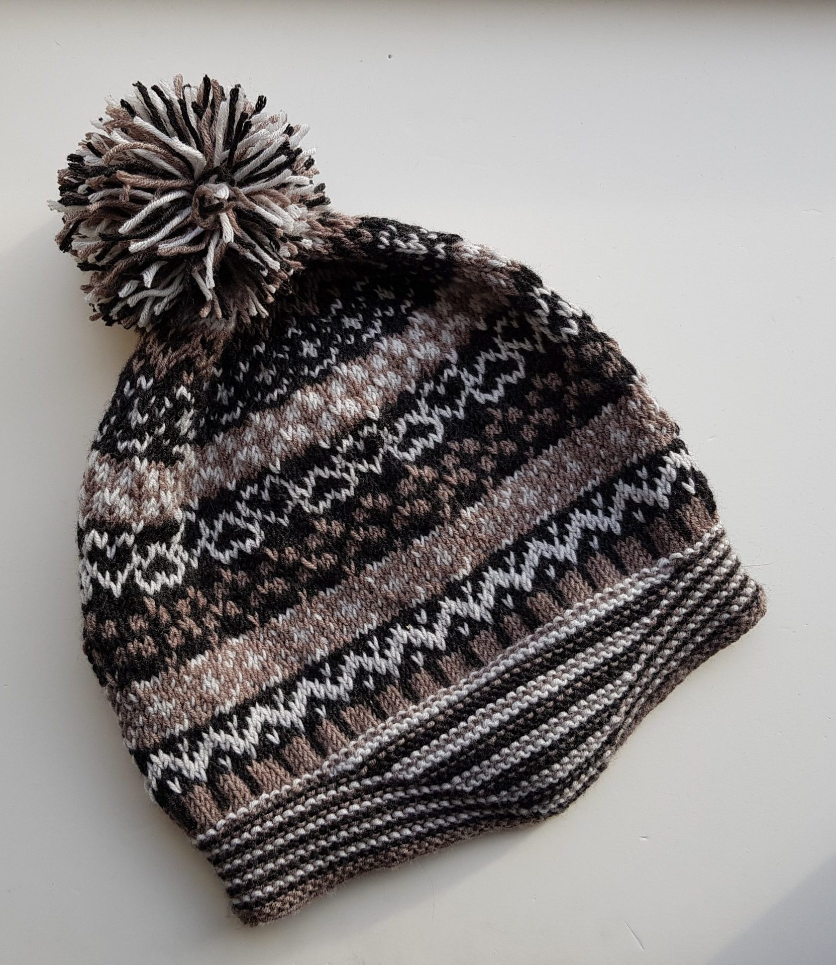 Vairisle Hat