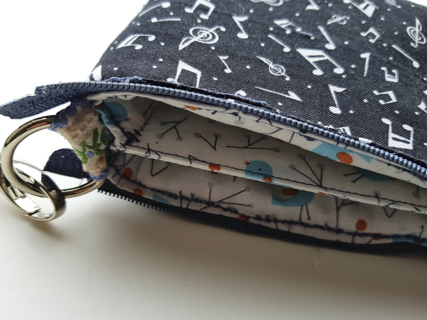 Musical pouch