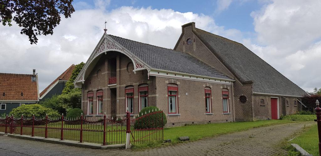 A house that looks a bit church-like